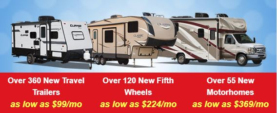 RV Show Wilkins RV No Show RV Sales Low Monthly Payments