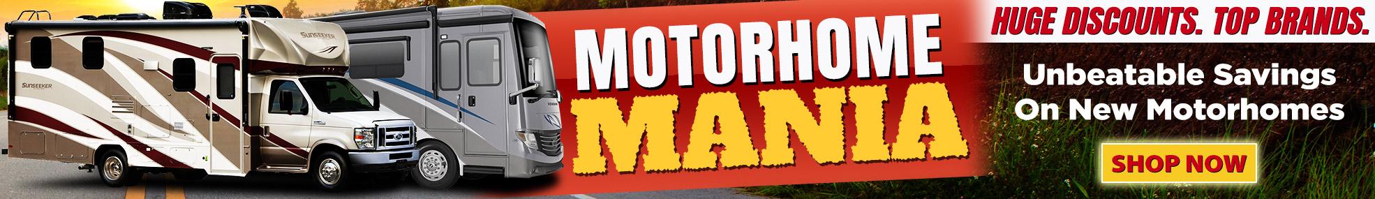 Motor Home Mania