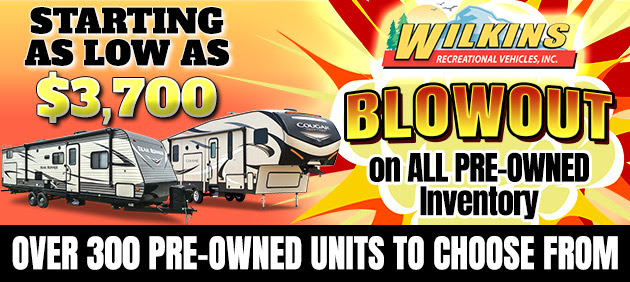 Pre-Owned Inventory Blowout
