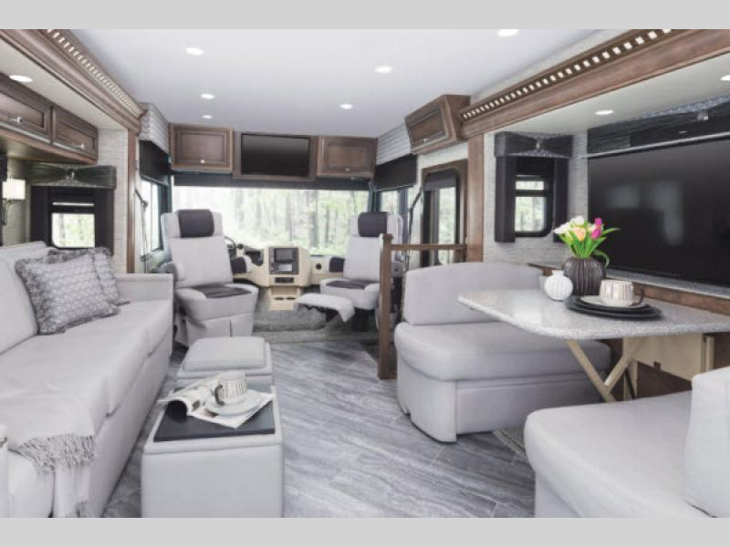 Newmar Bay Star Class A Motorhome Interior