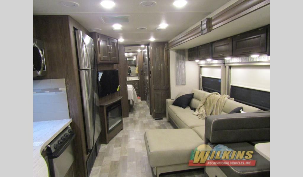 Coachmen Mirada Class A Motorhome Interior