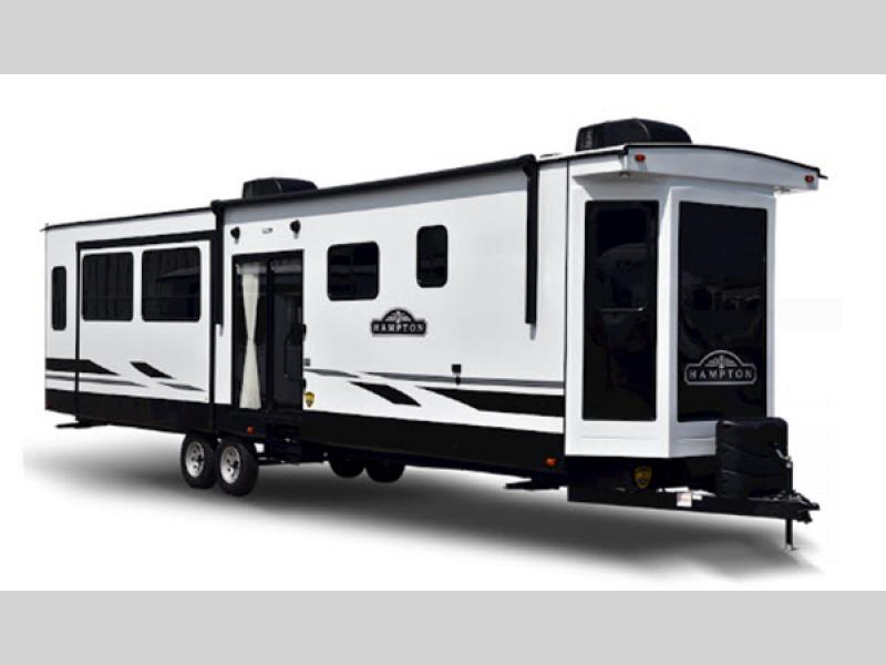 Hampton destination trailers