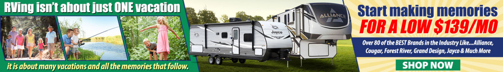 New and Used RVs